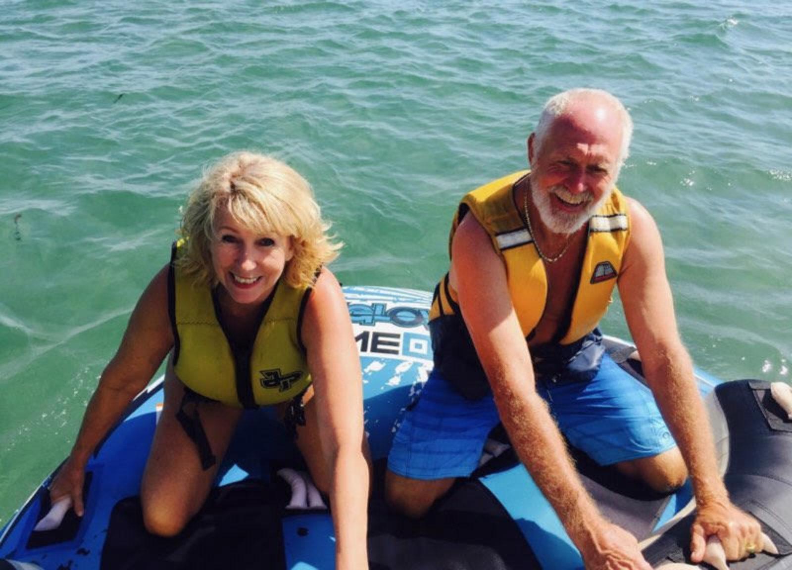 Six Park client story Trevor and Glenda