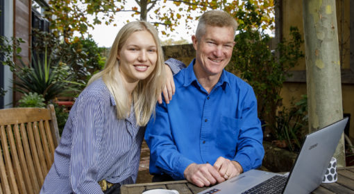 Six Park clients Jess and Tom Picton Warlow see their Six Park investments as a long term strategy