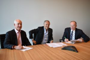 Six Park Investment Advisory Committee members Mark Nicholson, Brian Watson and Lindsay Tanner