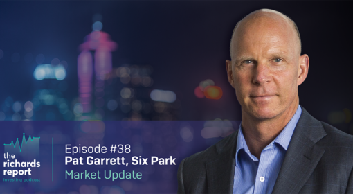 Six Park Richards Report episode 38 Pat Garrett