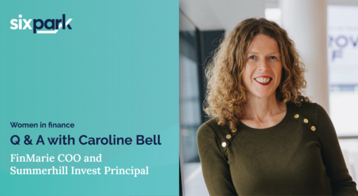 Caroline Bell women in finance series