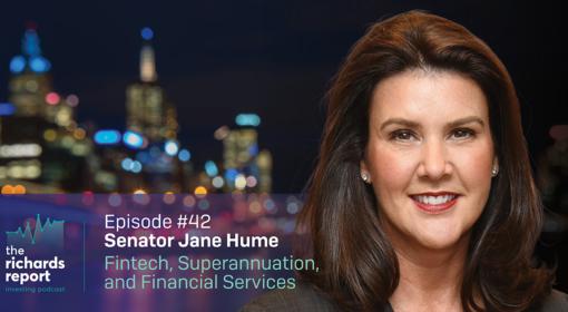 Senator Jane Hume robo-advice regulation Six Park