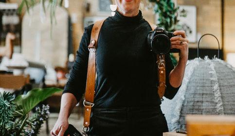 Sally Batt loves her job as a photographer